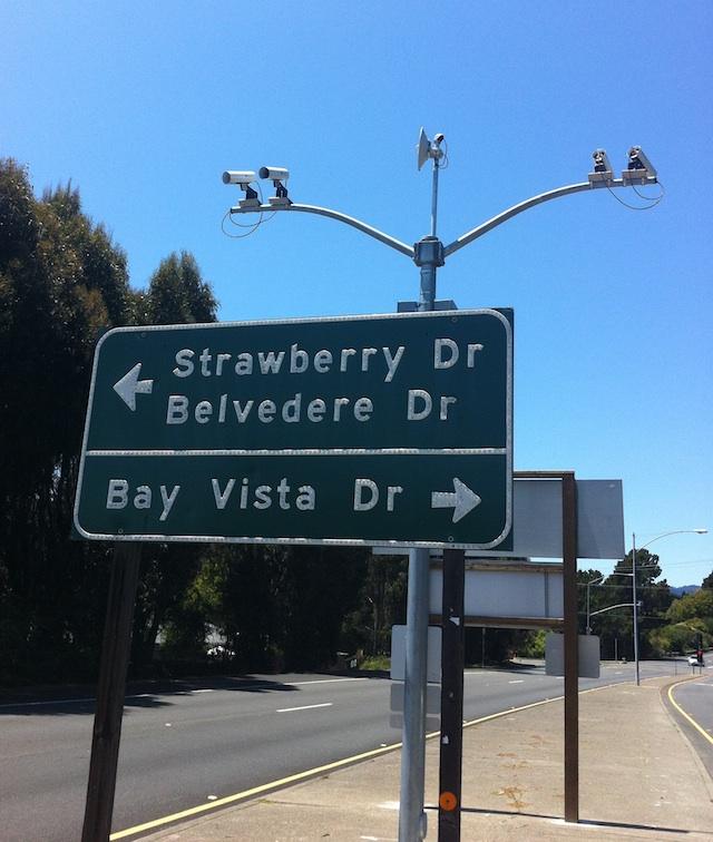 Una base de datos de libre acceso con la ubicación de los vehículos