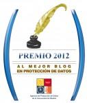 samuelparra.com premio al mejor blog de protección de datos