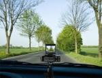 ¿Sería legal instalar una cámara en nuestro coche que grabara mientras conducimos?