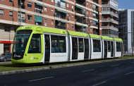 Gastos e ingresos del tranvía de Murcia